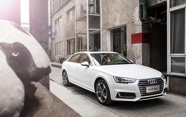 Фото обои Audi, ауди, Sedan