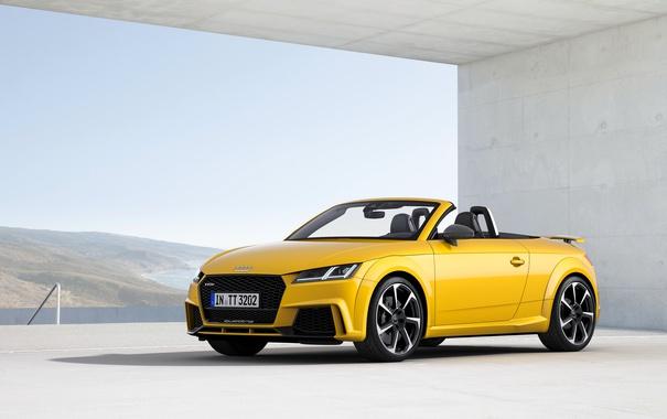 Фото обои Audi, ауди, Roadster, родстер