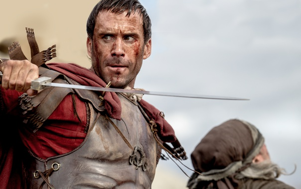 Фото обои меч, Risen, Clavius, Joseph Fiennes, Воскресение Христа