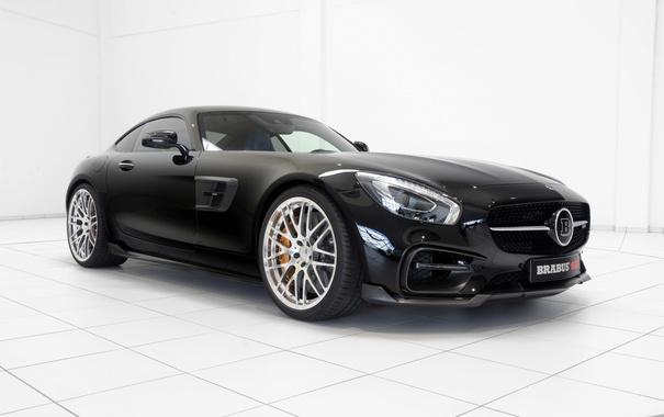 Фото обои C190, Brabus, Mercedes-Benz, брабус, AMG, GT-Class, мерседес