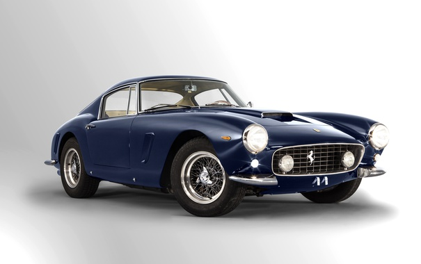 Фото обои 1960, Ferrari, феррари, Berlinetta, 250 GT, верлинетта
