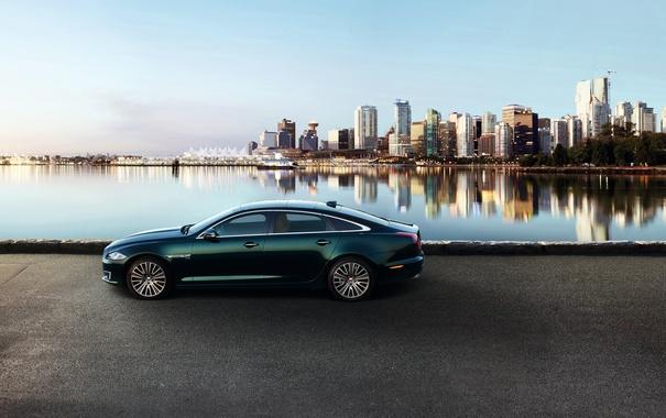 Фото обои Jaguar, ягуар, X351