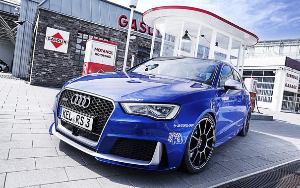Фото обои Audi, ауди, Sportback, RS 3, Oettinger