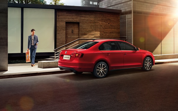 Фото обои Volkswagen, Jetta, фольксваген, сагитар, Sagitar