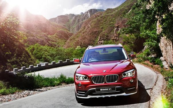 Фото обои бмв, BMW, кроссовер, E84