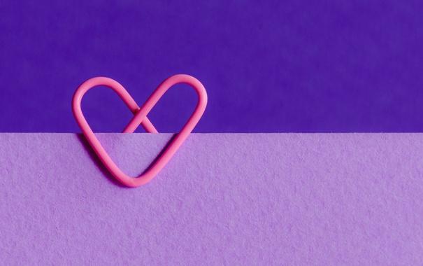Фото обои цвет, форма, сердце