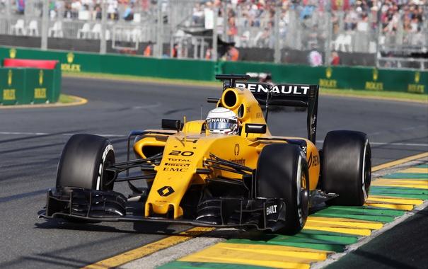 Фото обои Renault, болид, рено, RS 16