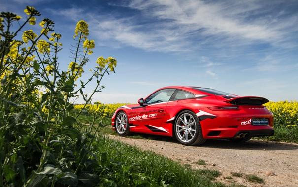 Фото обои купе, 911, Porsche, порше, Coupe, Carrera, каррера