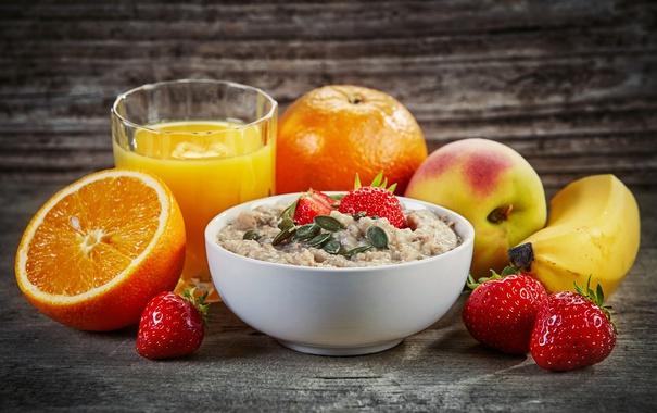 Фото обои apple, яблоко, апельсин, клубника, сок, juice, фрукты