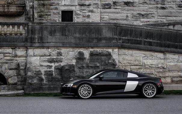 Фото обои Audi, ауди, суперкар