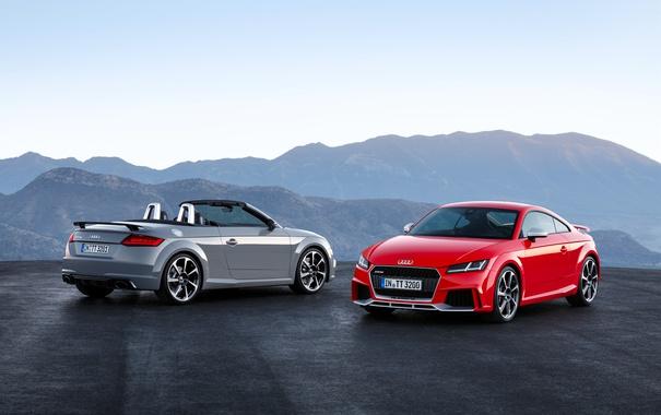 Фото обои Audi, ауди, купе, Roadster, родстер, Coupe