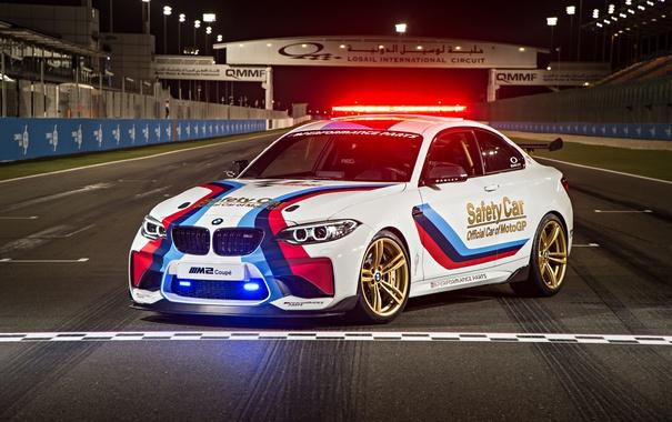 Фото обои бмв, купе, BMW, MotoGP, Coupe, Safety Car, F87