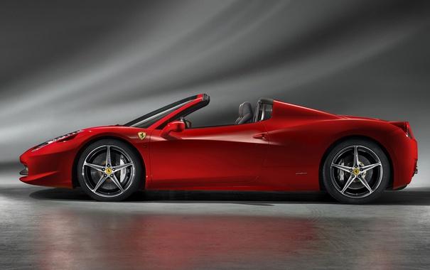 Фото обои спорт, купе, Ferrari