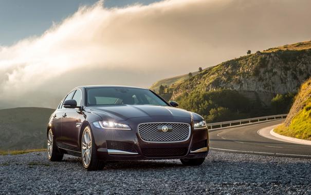 Фото обои Jaguar, ягуар, Prestige, 2015