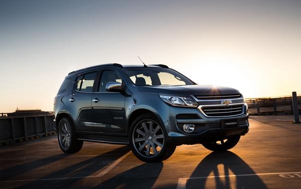 Фото обои Concept, Chevrolet, концепт, шевроле, трейлблейзер, TrailBlazer