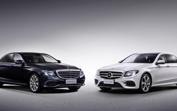 Фото обои Mercedes-Benz, E-Class, мерседес, W213