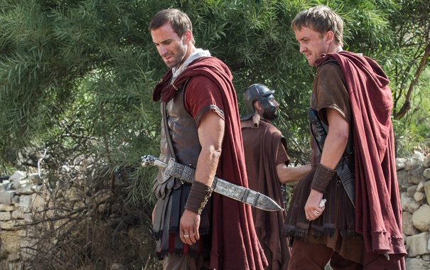 Фото обои Risen, Clavius, Joseph Fiennes, Воскресение Христа, Tom Felton, Lucius