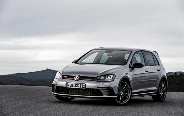 Фото обои Volkswagen, Golf, GTI, фольксваген