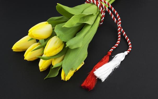 Фото обои тюльпаны, flowers, tulips, bouquet