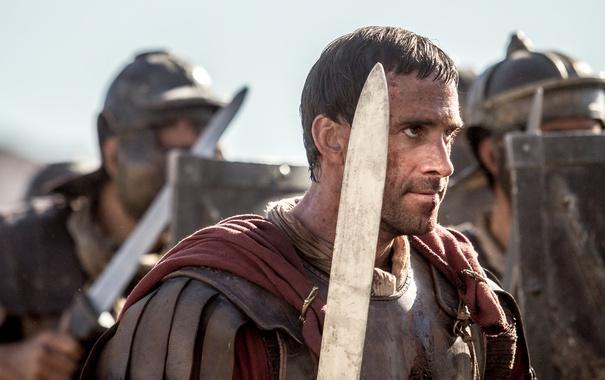 Фото обои взгляд, Risen, Clavius, Joseph Fiennes, Воскресение Христа