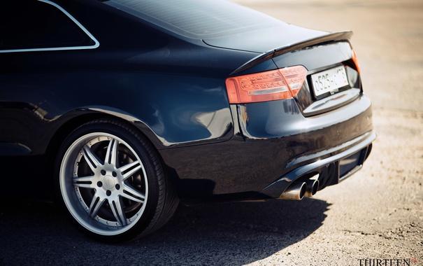 Фото обои машина, авто, Audi, Ауди, фотограф, багажник, auto