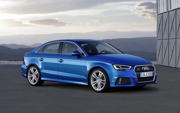 Фото обои Audi, ауди, седан, Sedan