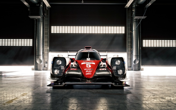 Фото обои суперкар, Toyota, тойота, LMP, TS050
