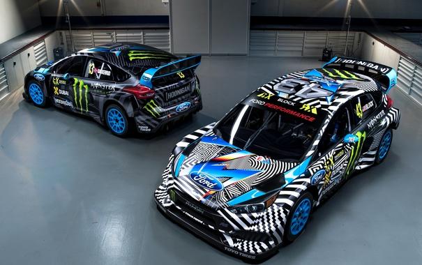 Фото обои Ford, фокус, Focus, форд