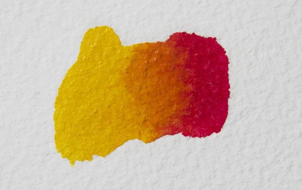 Фото обои цвет, Watercolours, форма, текстура