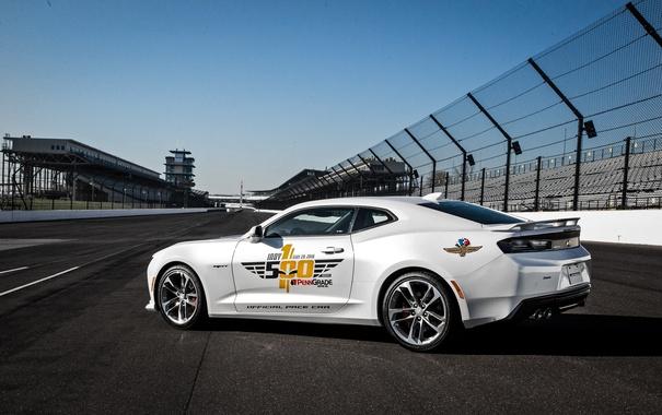 Фото обои Chevrolet, Camaro, шевроле, камаро, Pace Car