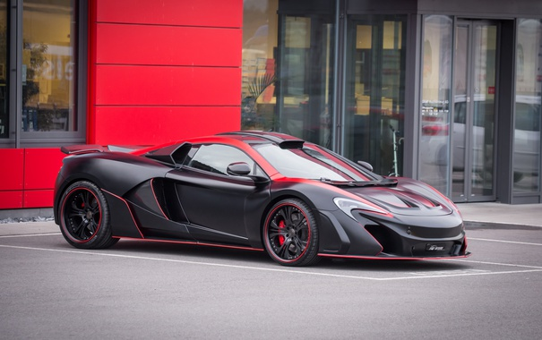 Фото обои McLaren, суперкар, макларен, FAB Design, 650S