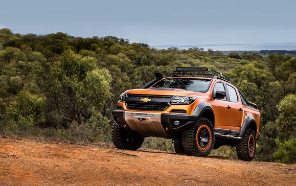 Фото обои Concept, Chevrolet, концепт, шевроле, колорадо, Colorado, Xtreme