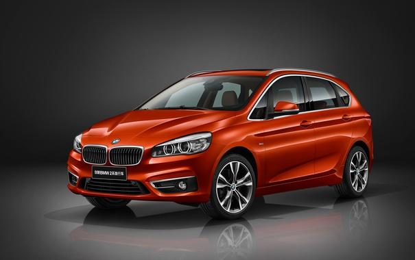 Фото обои бмв, BMW, 2-Series, F45