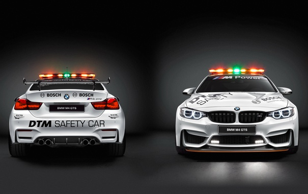 Фото обои бмв, BMW, DTM, GTS, Safety Car, F82