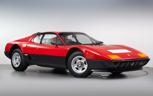 Фото обои Ferrari, суперкар, феррари, 1976, 512 BB