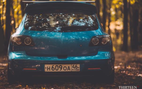 Фото обои машина, авто, Мазда, фотограф, Mazda, auto, photography