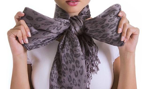 Фото обои fashion, fabric, stole, chignon