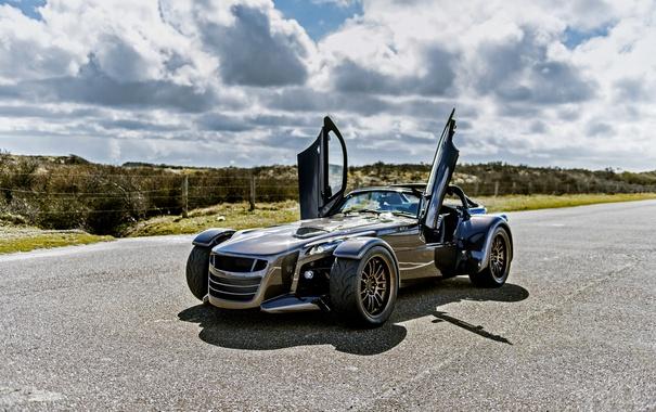 Фото обои Donkervoort, GTO-S, донкервурт