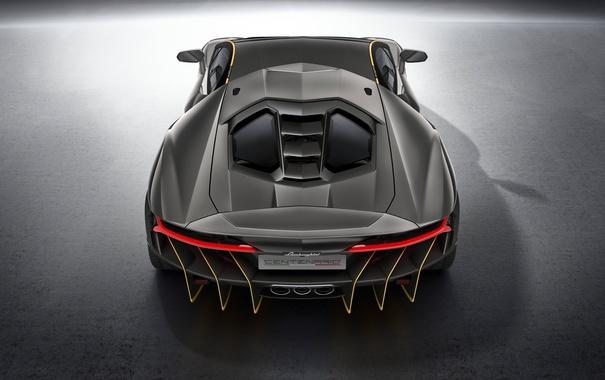 Фото обои Lamborghini, 2016, Centenario
