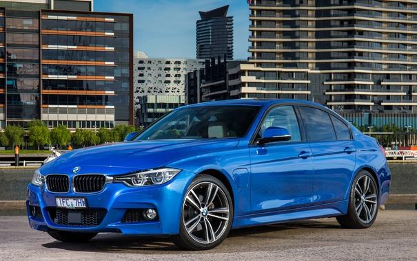 Фото обои бмв, BMW, седан, 3 series, F30, Sedan