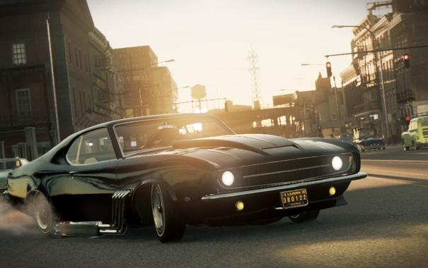 Фото обои Игра, Games, 2K Games, Mafia III