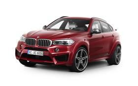 Картинка бмв, BMW, белый фон, AC Schnitzer, F16