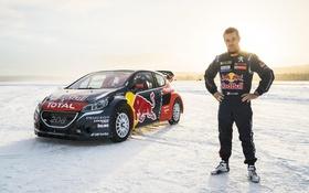 Обои World Rally eXtreme, 208, пежо, Peugeot, WRX