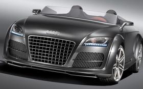 Обои Audi, вектор, concept, кабриолет