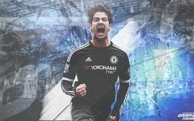Обои Пато, Pato, hshamsi, Chelsea, празднование, Челси, футболист