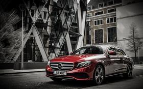 Обои Mercedes-Benz, E-Class, мерседес, W213