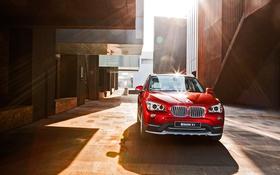 Картинка бмв, BMW, кроссовер, E84
