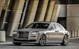 Картинка Rolls-Royce, Ghost, гост, роллс-ройс