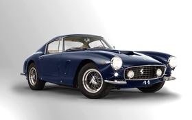 Обои 1960, Ferrari, феррари, Berlinetta, 250 GT, верлинетта