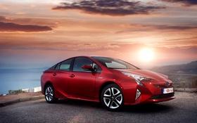 Обои Toyota, тойота, Prius, приус